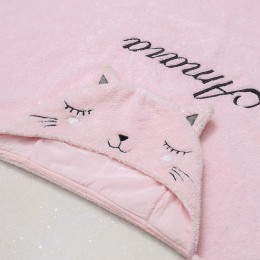 Kitty animal wrap (kids)
