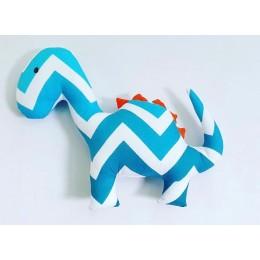 Chevron Dino Toy