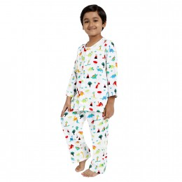 Jurassic Pure-cotton Nightsuit
