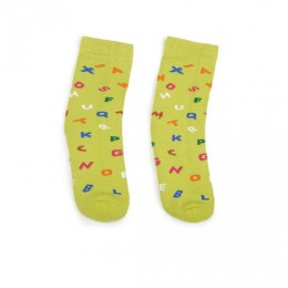 Alphabet Kids Socks