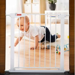Barricade Auto Close Baby Safety Gate  (119~129 cms.)