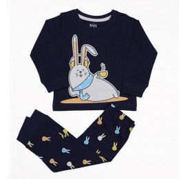 Chilling Bunny Nightsuit