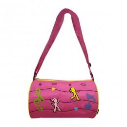 Disco Girl Duffle Bag