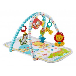 Colourful Carnival 3-in-1 Musical Activity Gym Multicolor