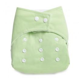 Reusable Green Cloth Diaper