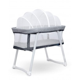 Hop A Little BedSide Baby Bed Bassinet with Gentle Rocking
