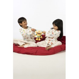 Monster print Pure-cotton Nightsuit