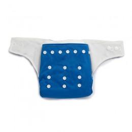 Reusable Navy Cloth Diaper