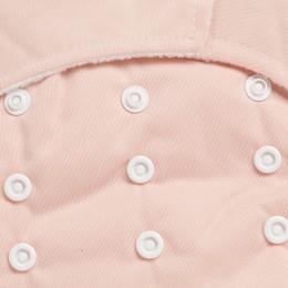 Reusable Peach Cloth Diaper
