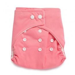 Reusable Pink Cloth Diaper