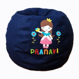 Princess Bean Bag