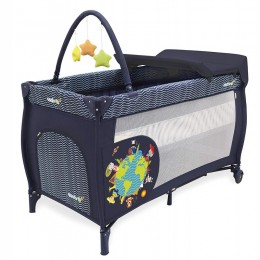 Travel Cot Mix Plus Animals of The World