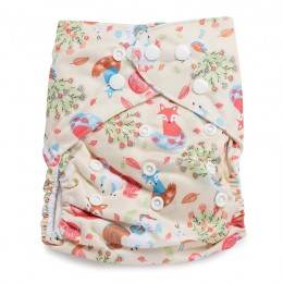 Unicorn & Fox Reusable Cloth Diaper