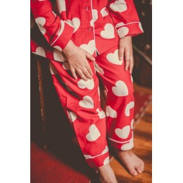 Valentine Fudge Night Suit