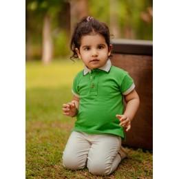 Green Pony T-Shirt for Girls