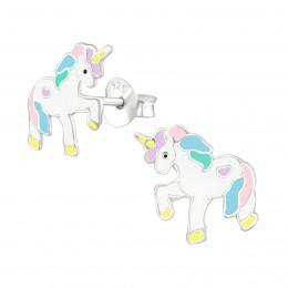 Pastel Unicorn Earrings