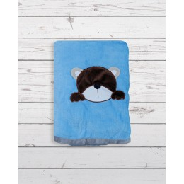 Fleece Blanket Bear