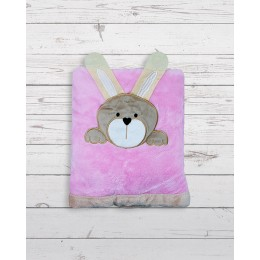 Fleece Blanket Bunny
