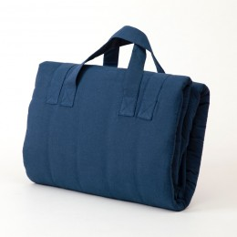 Grab and Go Foldable Baby Mat - NAVY