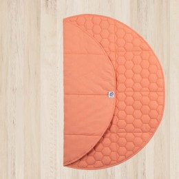 Grab and Go Foldable Baby Mat - SALMON