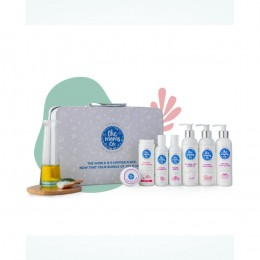 Baby Pampering Suitcase Kit