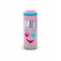 Clean Lock Insulated Stainless Steel Bottle - Diva