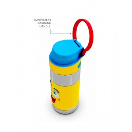 Clean Lock Insulated Stainless Steel Bottle - Mad Eye