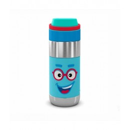 Clean Lock Insulated Stainless Steel Bottle - Sharky