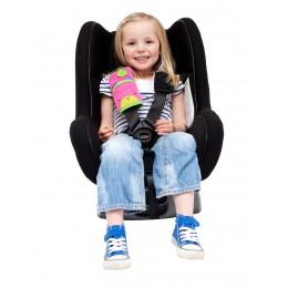 SnooziHedz Seatbelt Pad Pink