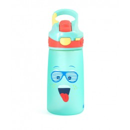 Blue Spunky - Snap Lock Sipper Bottle (410ml)