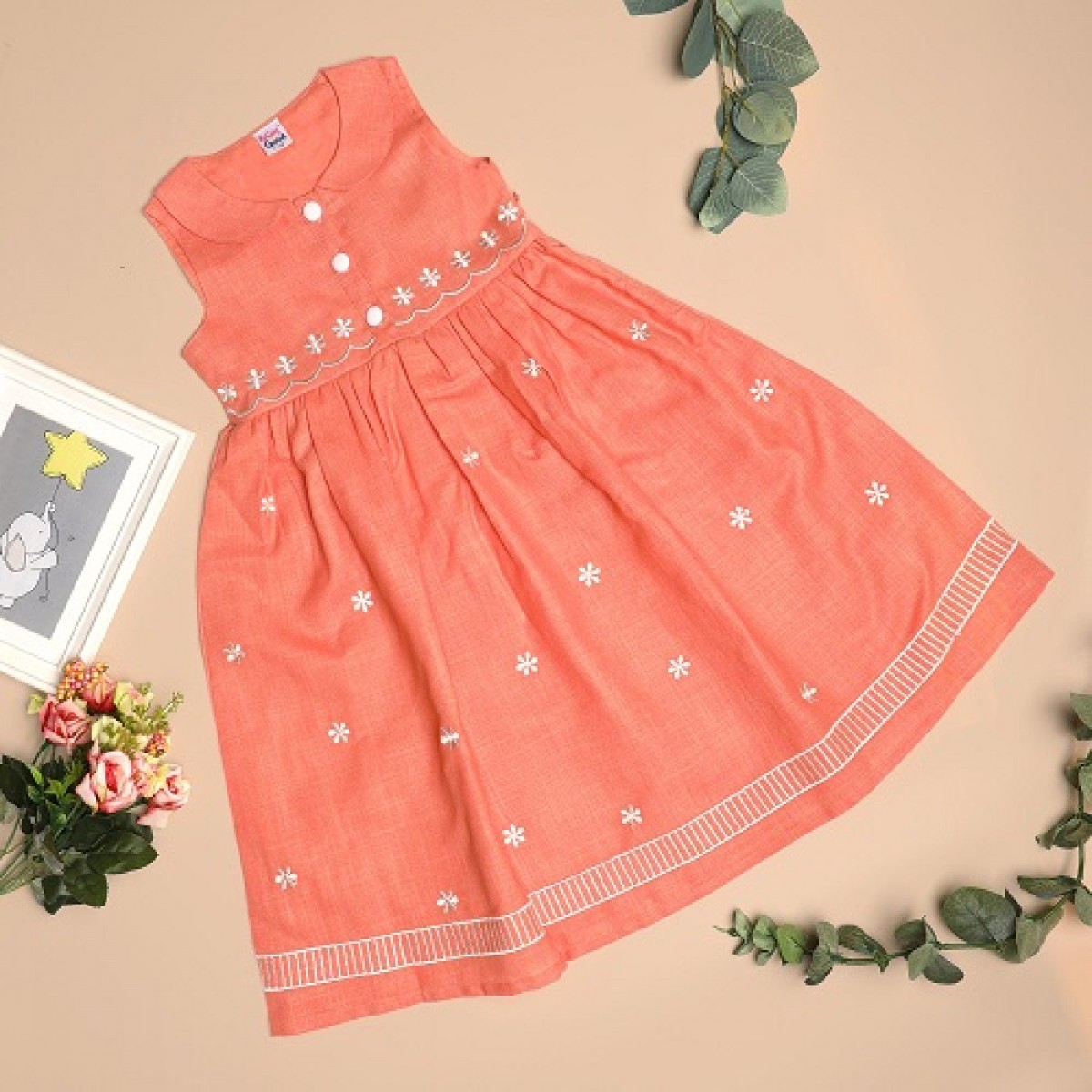 Glowing Girls Indo-Western Gown