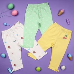 Merry Cherry Girls Leggings - 3 Pack