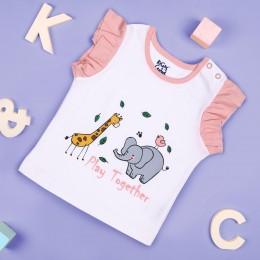 Playtime Animal Tshirt