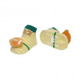 Sports Day Blue & Yellow 3D Socks- 2 pack