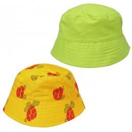 Yellow Turtle  Bucket Hat
