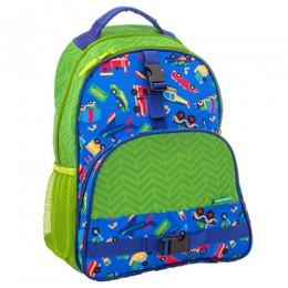 All Over Print Backpack - Transportation