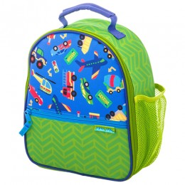 All Over Print LunchBox - Transportation