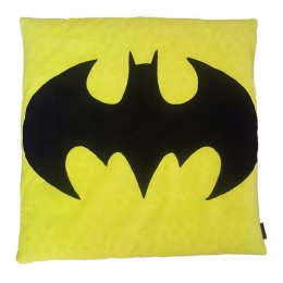 Batman Logo Square Floor Cushion