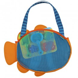 Beach Tote Clownfish with Sand Toy Play Set