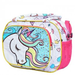 Blue Unicorn Baby Set Diaper Bag