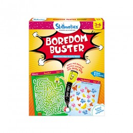 Boredom Buster | Write & Wipe Activity Mats
