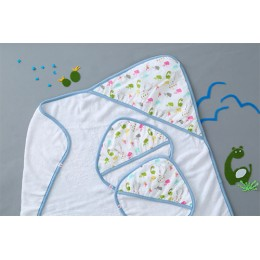 Dino Party - Baby Towel Set