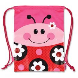 Drawstring Bag - Ladybug