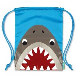 Drawstring Bag - Shark