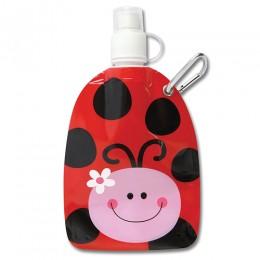 Eco Friendly Drink Bottle Little Squirts Ladybug