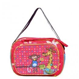 Giraffe Monkey Baby Set Diaper Bag