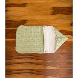 Green Polka Sleeping Bags
