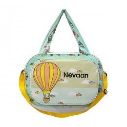 Hot Air Balloon Baby Set Diaper Bag