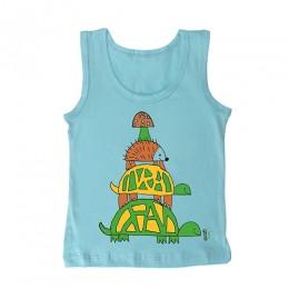 Karl's Pyramid - Boy Vests