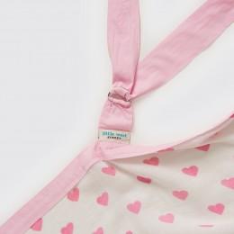Hearts Nursing Cover